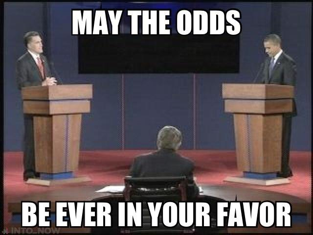 Get full elections coverage at The Ticket and submit your own Capit meme during the next debate on Thursday, October 11.