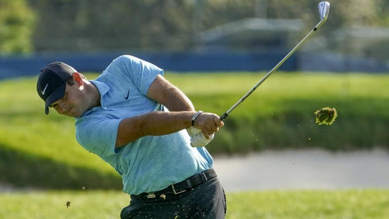 US Open day two: Patrick Reed grinds out narrow lead as Winged Foot bares teeth