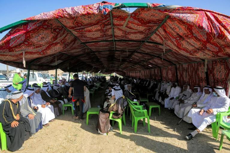 Tribes are powerful actors in Iraq -- elders often hold councils to defuse tensions
