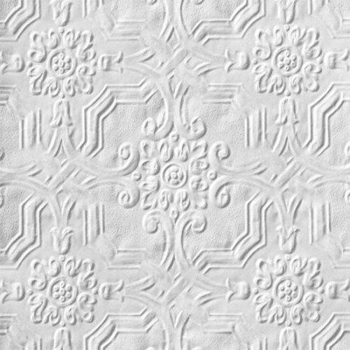 Patterned Classical Wallpaper