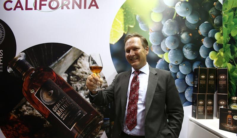 Trade war tariffs sour Chinese appetite for US wines at Hong Kong industry fair