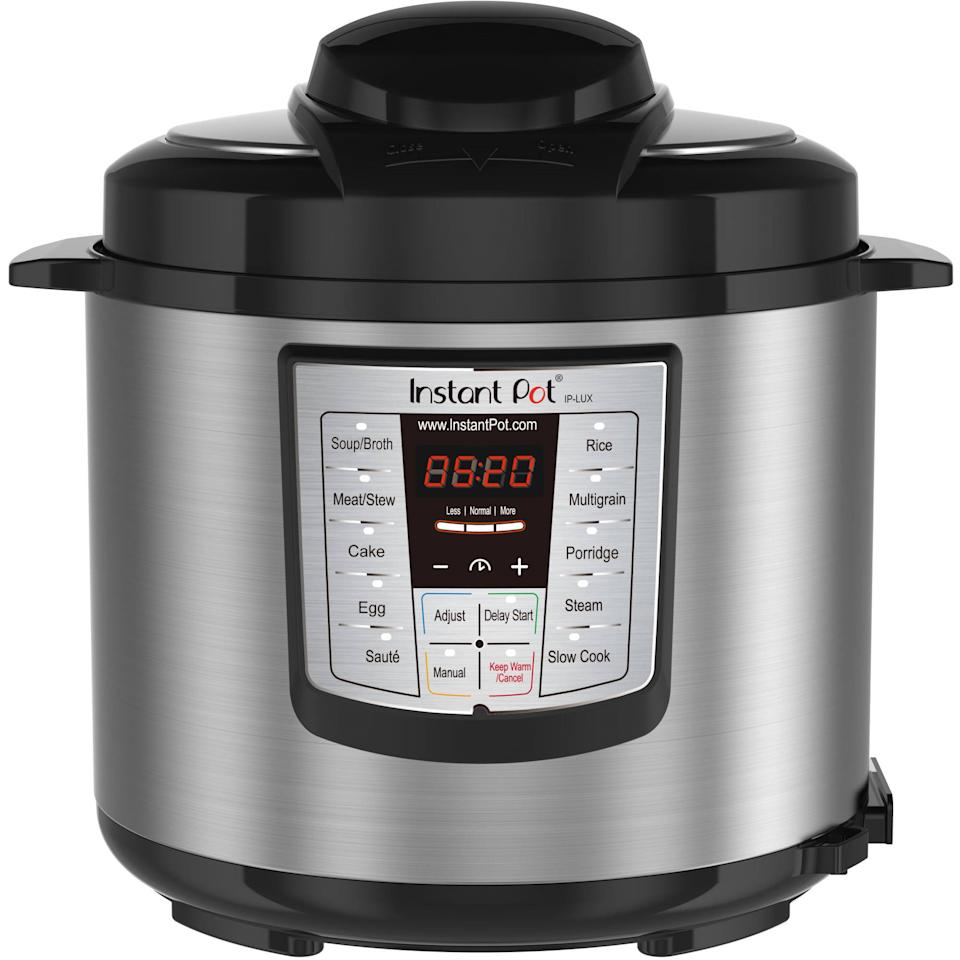 From rice cooker to veggie steamer, this stainless steel wonder does it all. (Photo: Walmart)