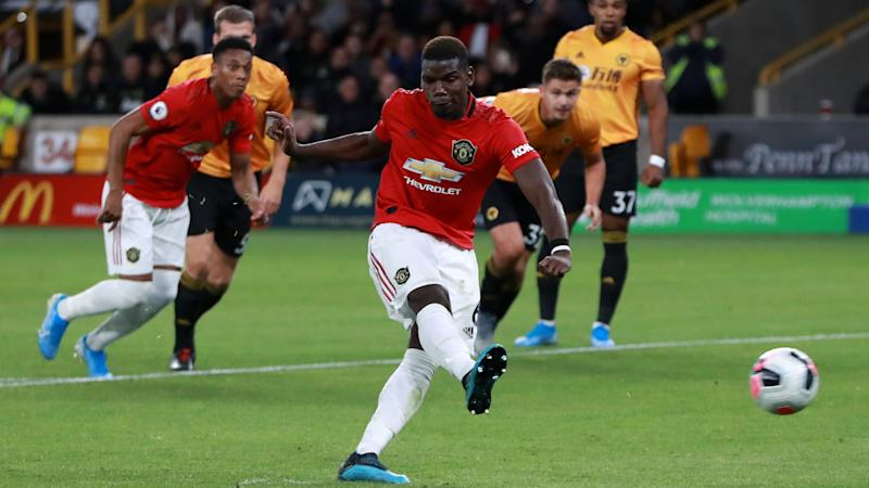 'Pogba didn't do it on purpose!' - Neville's penalty criticism questioned by fellow Man Utd Treble winner Cole
