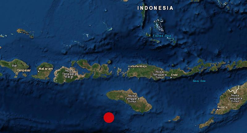 Magnitude 6 quake hits Indonesia, no immediate reports of damage