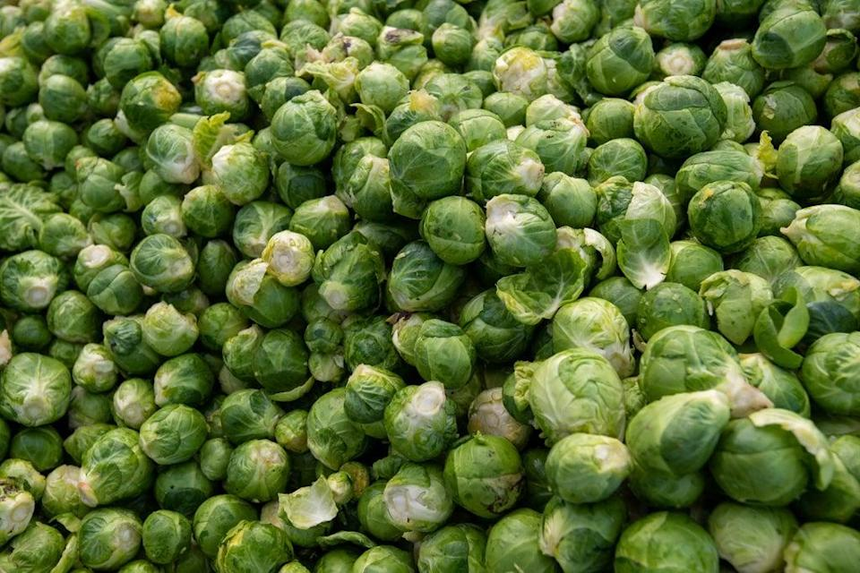 Brussels sprouts (Joe Giddens/PA) (PA Archive)