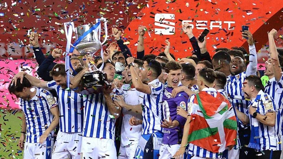 FBL-ESP-CUP-ATHLETIC-REAL SOCIEDAD | CRISTINA QUICLER/Getty Images