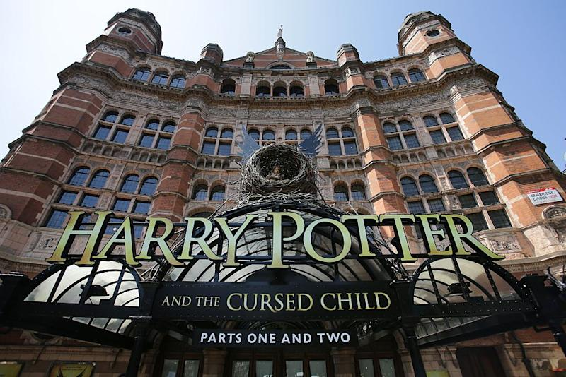Harry Potter and the Cursed Child Expected to Work Its Magic at British Awards Show