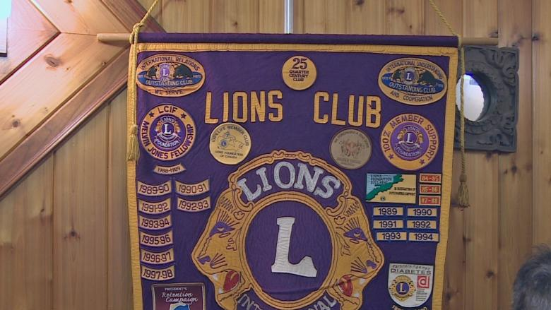 Halifax-area Lions Club struggling to get new members