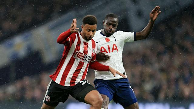 Tottenham last won a Premier League game at the end of September but Moussa Sissoko insists effort is not lacking.