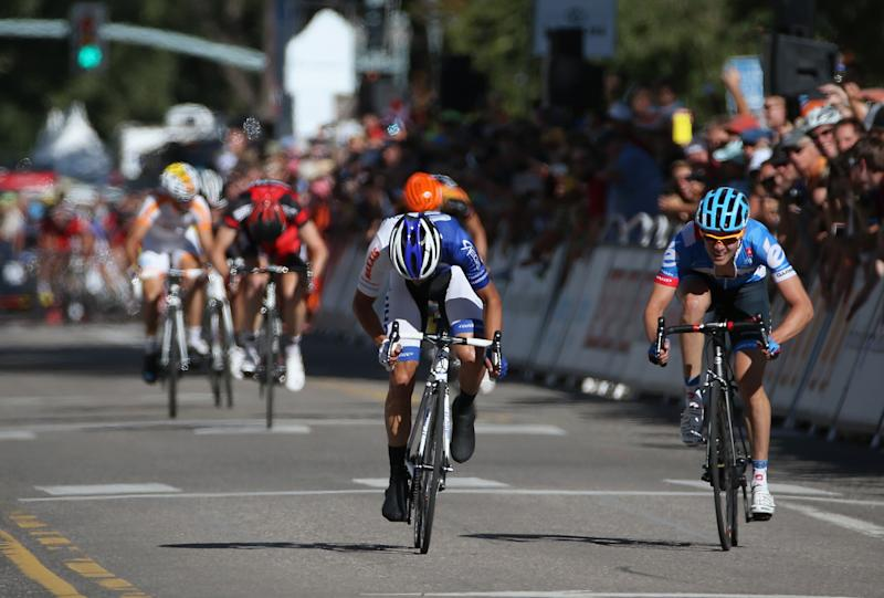 Cycling - Reijnen wins first stage of USA Pro Challenge