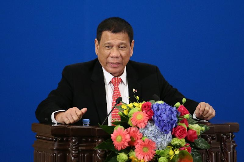 Philippine President Rodrigo Duterte has sought to deepen relations with China despite its extensive island-building in disputed parts of the South China Sea, in the hopes of securing billions of dollars' worth of investments from Beijing