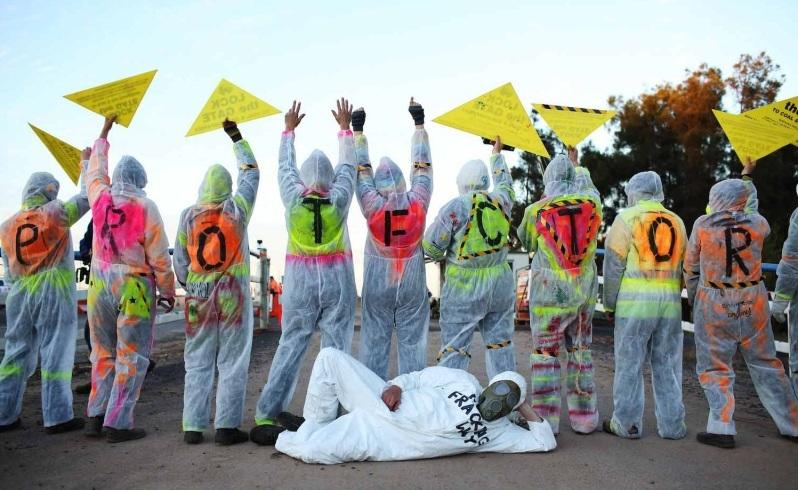 Anti-fracking doco gets State funds
