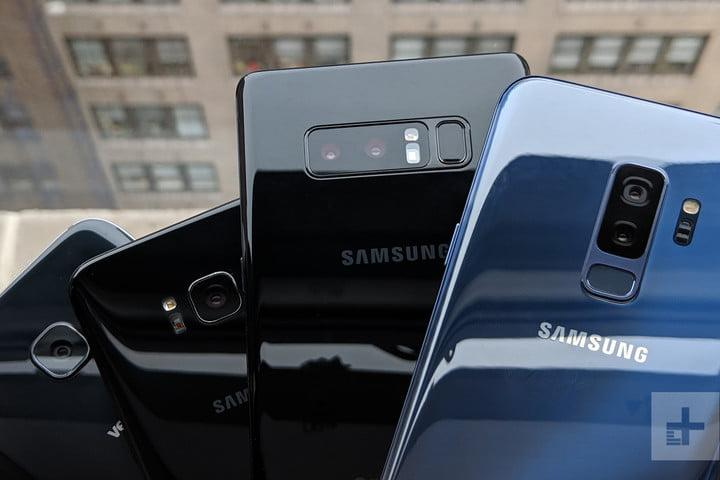 Galactic battle: How the Galaxy S9 Plus camera compares to