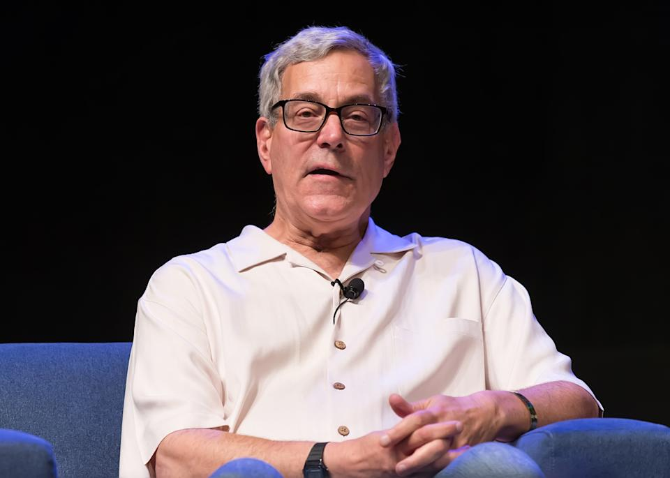 """PHILADELPHIA, PA - JUNE 04:  Screenwriter, producer and film director Bob Gale attends """"Great Scott! Revisiting Back to the Future"""" Q&A discussion during  Wizard World Comic Con Philadelphia 2016 - Day 3 at Pennsylvania Convention Center on June 4, 2016 in Philadelphia, Pennsylvania.  (Photo by Gilbert Carrasquillo/Getty Images)"""