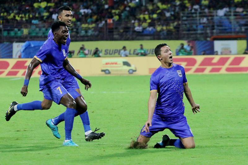 Kerala Blasters vs Mumbai City