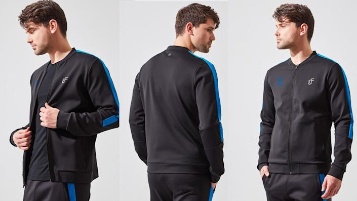 MPG X BF Playoff Technical Track Jacket - MPG, $75