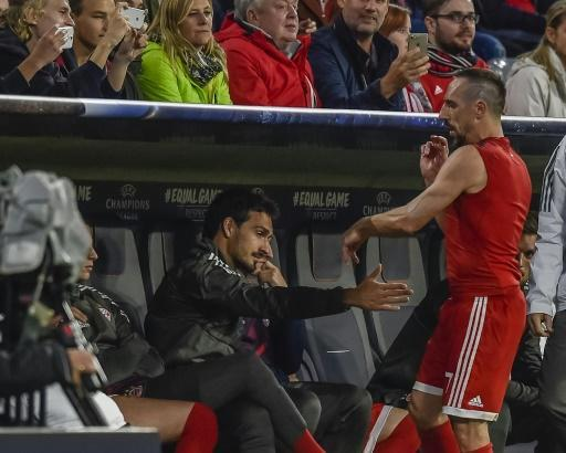 Matthaeus slams Ribery for shirt-throwing tantrum