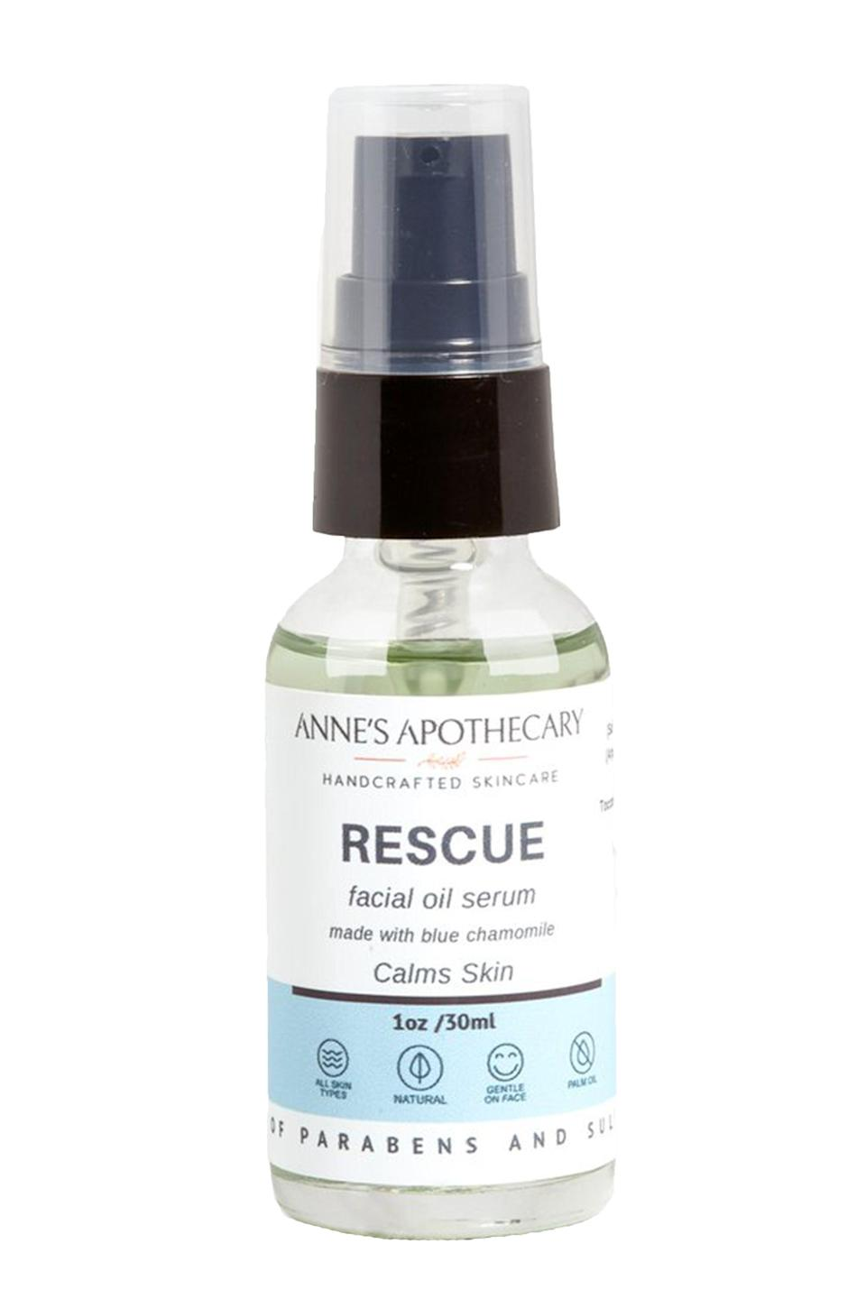 """<p><strong>Annes Apothecary</strong></p><p>annesapothecary.com</p><p><strong>$65.00</strong></p><p><a href=""""https://annesapothecary.com/products/acne-treatment-set?_pos=2&_sid=d6ff00050&_ss=r"""" rel=""""nofollow noopener"""" target=""""_blank"""" data-ylk=""""slk:Shop Now"""" class=""""link rapid-noclick-resp"""">Shop Now</a></p><p>For an all-natural skincare line that fights acne without leaving your skin irritated, Annes Apothecary has you covered. The Black Honey cleanser is built around the humectant its named after, with help from activated charcoal and tea tree oil, ingredients that run throughout the entire collection.</p>"""