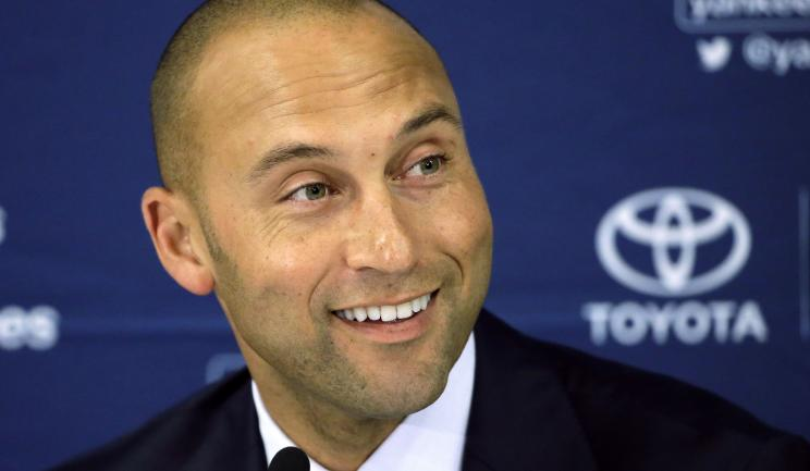 Derek Jeter already has a group of Marlins fans rallying against him. (AP)