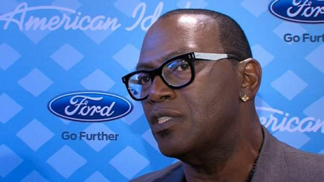 Randy Jackson speaks to Access Hollywood, May 2013 -- Access Hollywood