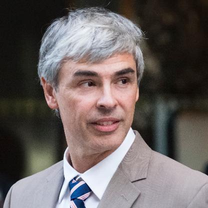 <p>Rank 9, Larry Page, Net Worth: $44.6 billion, Age: 44, Source: Google </p>