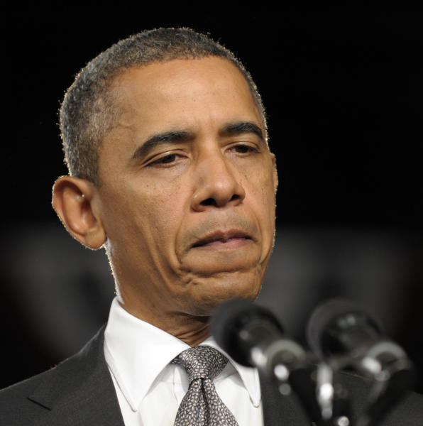 Campaign Lull As Obama To Visit Colo. Victims