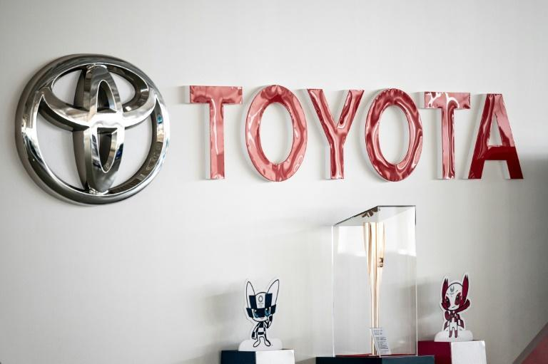 Toyota has scrapped plans for an Olympic-linked campaign