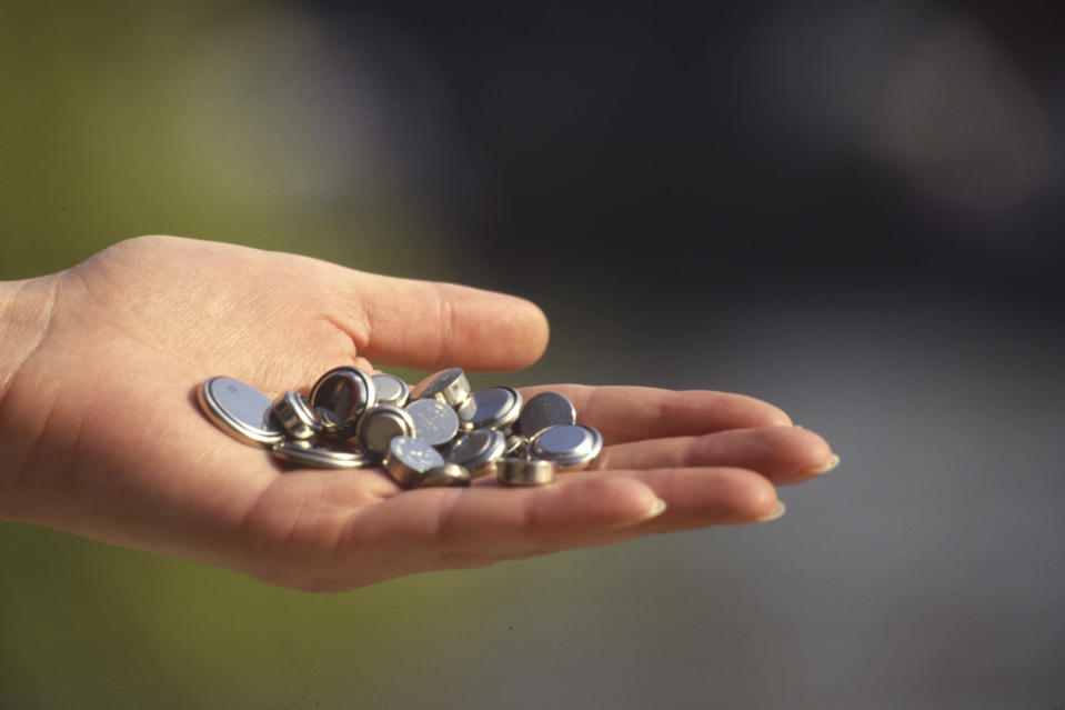 A button battery had become lodged in Bella's esophagus. Source: File/Getty