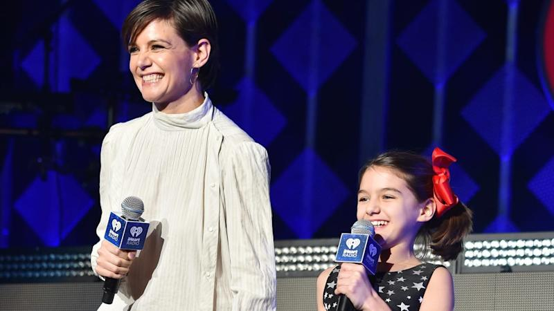 Suri Cruise Is Officially Having the Best Holiday Season