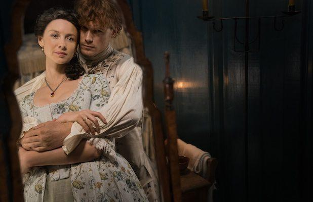 'Outlander' Author Responds to Starz Exec's 'Eye Candy' Comments About the Show's Appeal to Women