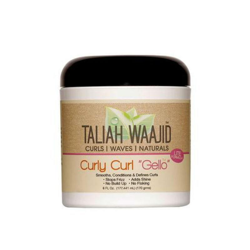 """<p>Moisture is crucial to curls, but too much can drag them down. With just enough <a href=""""https://www.allure.com/gallery/best-shea-butter-products-for-hair-skin?mbid=synd_yahoo_rss"""" rel=""""nofollow noopener"""" target=""""_blank"""" data-ylk=""""slk:shea butter"""" class=""""link rapid-noclick-resp"""">shea butter</a>, the <a href=""""https://www.allure.com/review/taliah-waajid-curly-curl-gello-gel?mbid=synd_yahoo_rss"""" rel=""""nofollow noopener"""" target=""""_blank"""" data-ylk=""""slk:2018 Best of Beauty Award-winning"""" class=""""link rapid-noclick-resp"""">2018 Best of Beauty Award-winning</a> Taliah Waajid Curly Curl 'Gello,"""" which nabbed the prize for best curl definer for fine and medium hair, produces weightless definition and perfect springiness.</p> <p><strong>$9</strong> (<a href=""""https://www.amazon.com/Taliah-Waajid-Curly-Curl-Ounce/dp/B0149FSCLU"""" rel=""""nofollow noopener"""" target=""""_blank"""" data-ylk=""""slk:Shop Now"""" class=""""link rapid-noclick-resp"""">Shop Now</a>)</p>"""