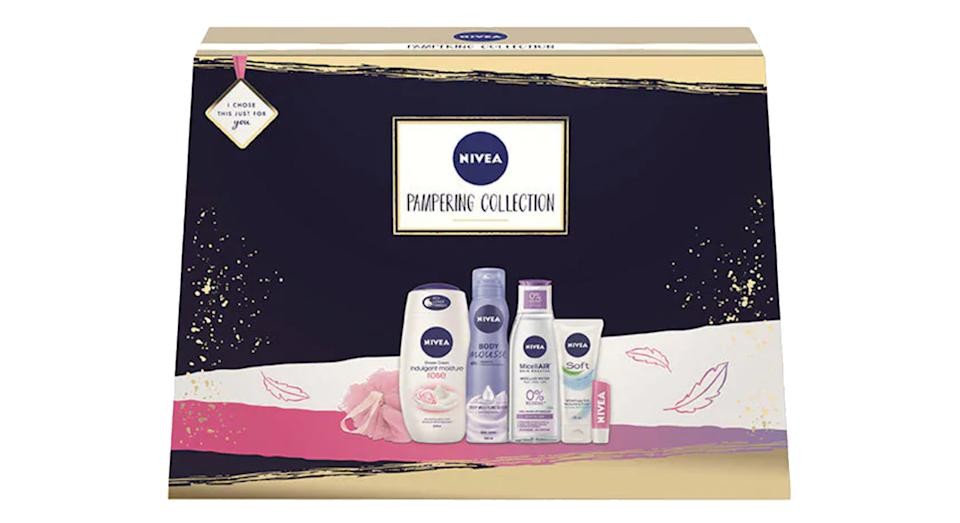 NIVEA Pampering Collection Giftset