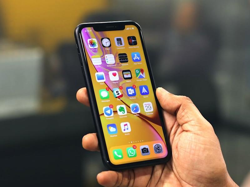 Apple iPhone XR. Image: tech2