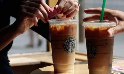 Starbucks Sued Over Ice To Cup Ratio