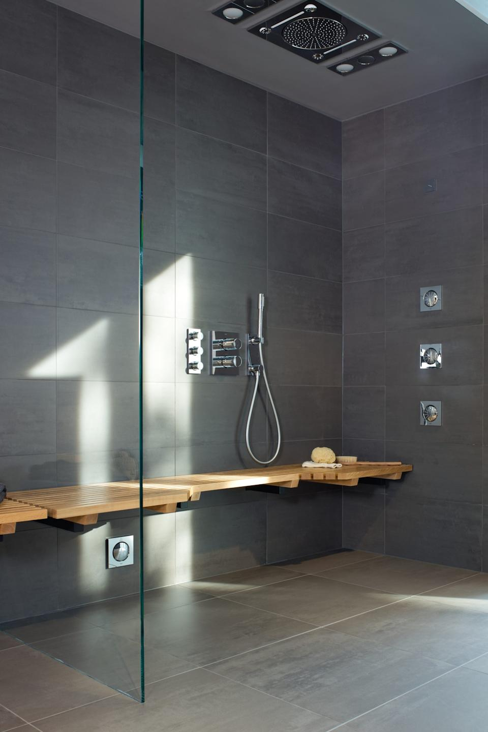 Wet room ideas. GROHE