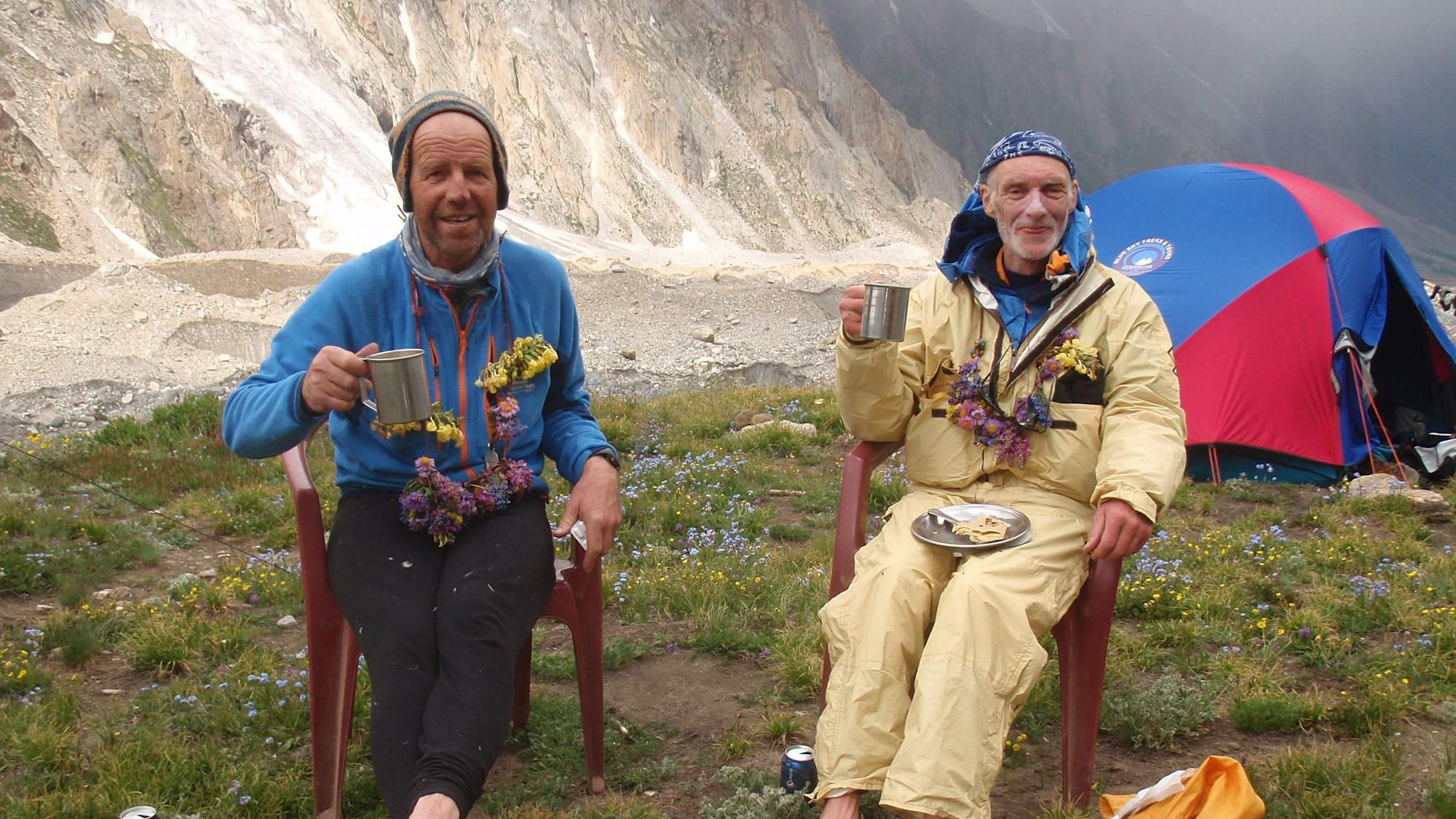 Scottish climber killed in avalanche on K2 'died doing what he loved the most'