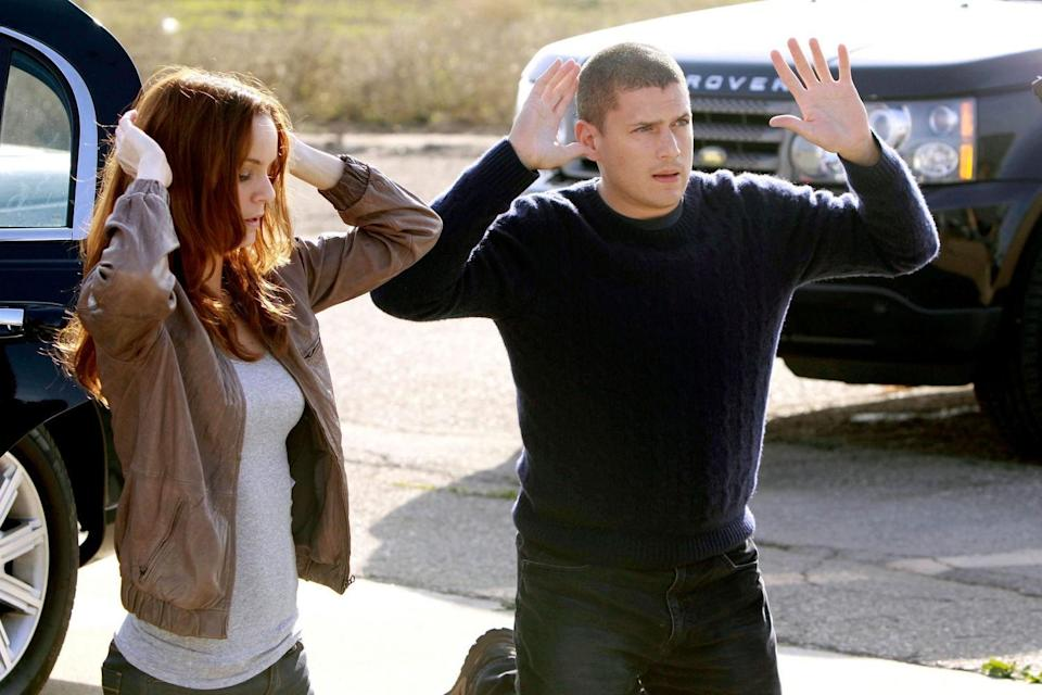 """<p>Talk about a roller coaster. As absurd as <em>Prison Break</em> got along the way, it was even worse during the series finale when all we wanted was for Michael (Wentworth Miller) to be free and live happily ever after. Well, fans got the happy ending—for all of two minutes until <a href=""""https://www.youtube.com/watch?v=bvlZ0_fs6Ec"""" rel=""""nofollow noopener"""" target=""""_blank"""" data-ylk=""""slk:it was revealed"""" class=""""link rapid-noclick-resp"""">it was revealed</a> that Michael had died. Consider this the drama series equivalent of the <em>How I Met Your Mother</em> finale.</p> <p><a href=""""https://www.netflix.com/ca/title/70140425"""" rel=""""nofollow noopener"""" target=""""_blank"""" data-ylk=""""slk:Streaming available on Netflix"""" class=""""link rapid-noclick-resp""""><em>Streaming available on Netflix</em></a></p>"""