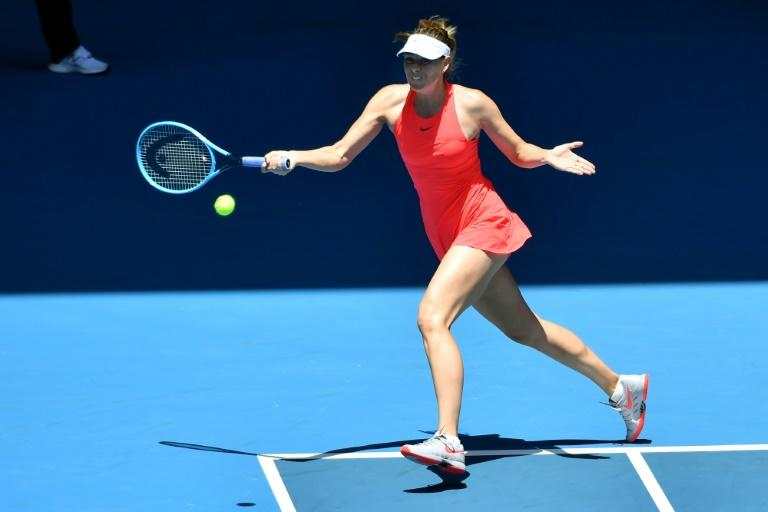 Maria Sharapova says she may have played the last Australian Open game