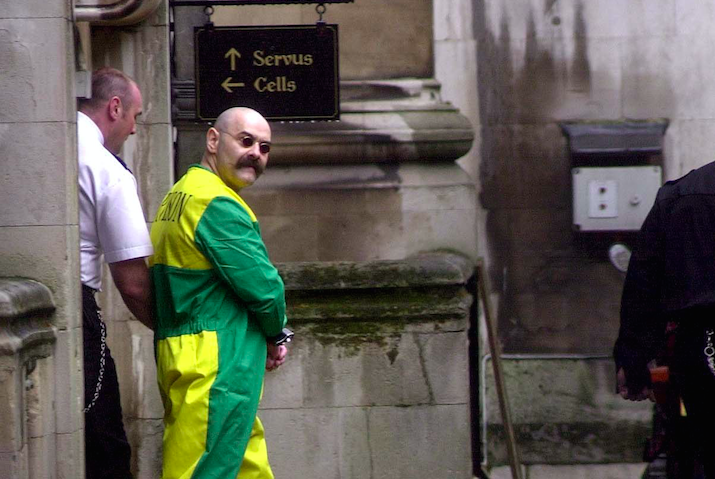 Charles Bronson has proposed to his girlfriend, it has been reported (Picture: Rex)