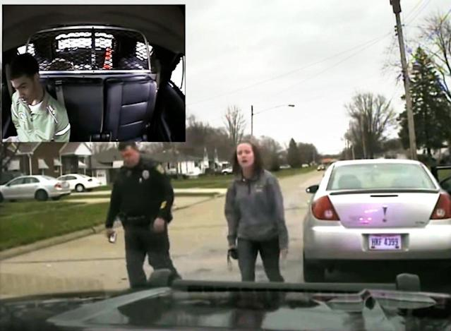 John Kovach unlawfully detained his daughter's boyfriend. (Photo: YouTube)