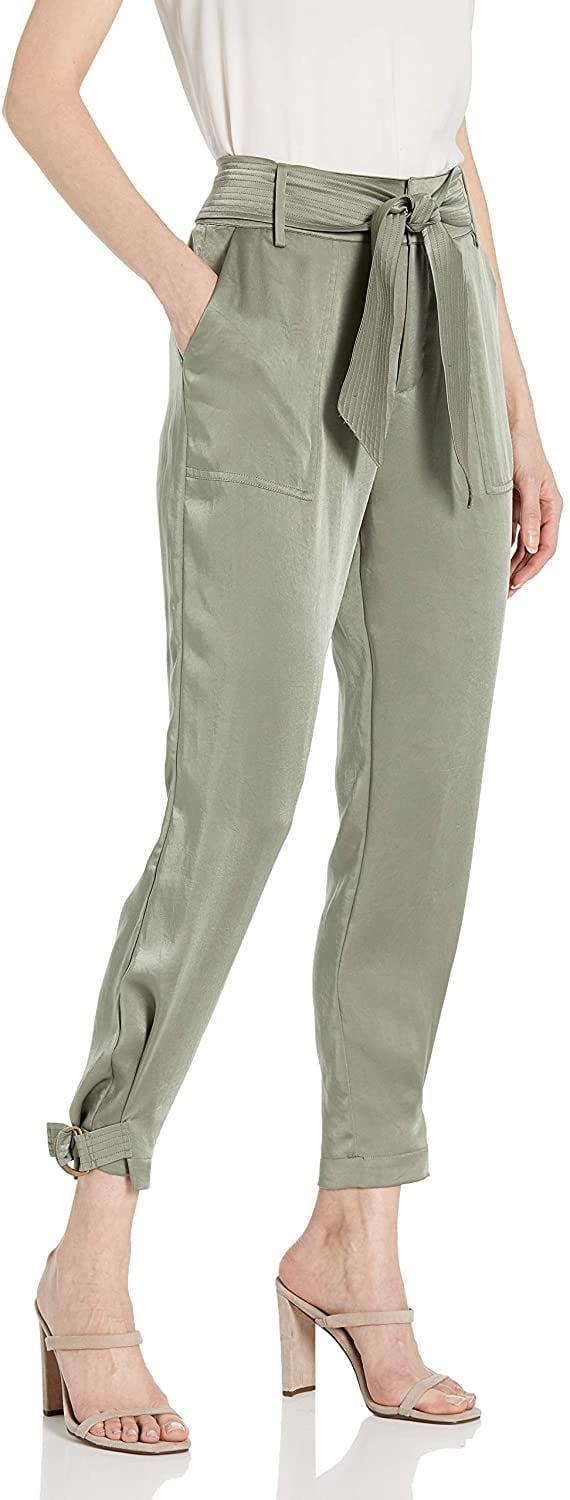 <p>The tie on these <span>Ramy Brook Relaxed Pants</span> ($202) is so cute.</p>