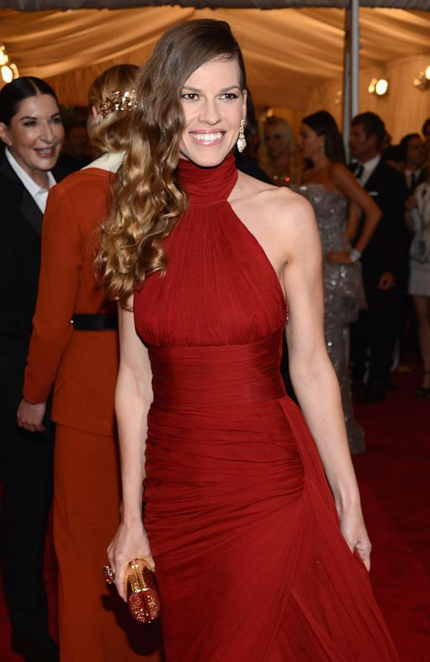 """<p class=""""MsoNormal""""><span>After Hilary Swank moved from Washington State to the Los Angeles area with her mom, the two initially lived out of their car while her mother looked for a job and Hilary started at South Pasadena High School, an experience she didn't enjoy. """"I felt like such an outsider. I didn't feel like I fit in. I didn't belong in any way,"""" she told <i>The Times Leader</i> in 2007. I didn't even feel like the teachers wanted me there. I just felt like I wasn't seen or understood. <span style=""""color:black;"""">I felt like I needed a lot of help and I didn't understand why the teachers couldn't see it.""""</span></span> Swank quit school and, at age 20 she was cast in """"The Next Karate Kid."""" She's been seen and understood on the big screen ever since, even winning an Oscar for her emotional role at age 24 in """"Boys Don't Cry.""""</p>"""