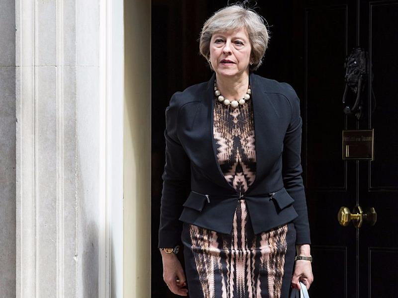 theresa may DE GettyImages 545047172
