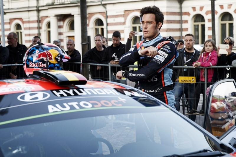 Rallying - Neuville leads after opening Monte Carlo night stages