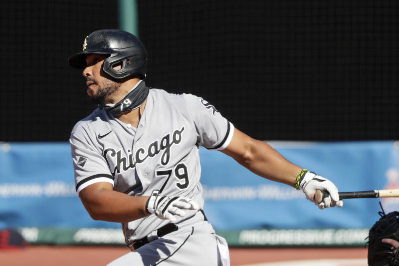 Santana homers as Indians complete sweep, 5-3 over White Sox