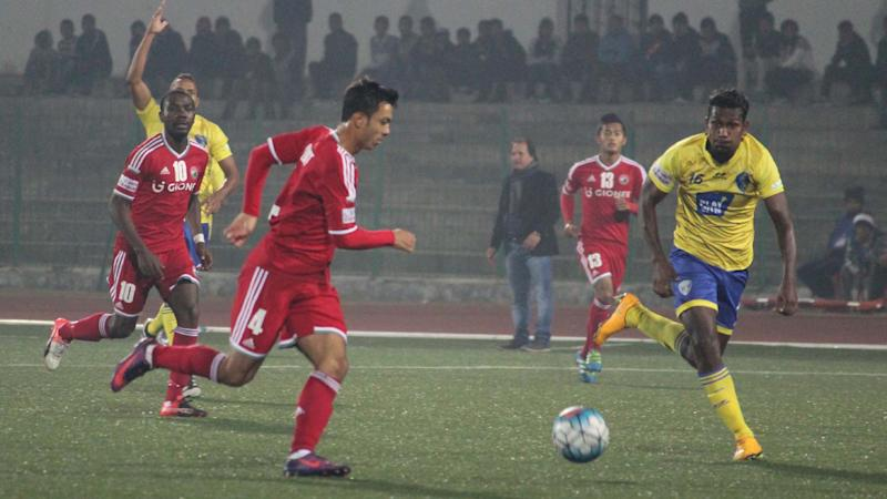 I-League 2017: Mumbai FC 1-1 Shillong Lajong - Kinowaki's late goal pegs back relegated hosts