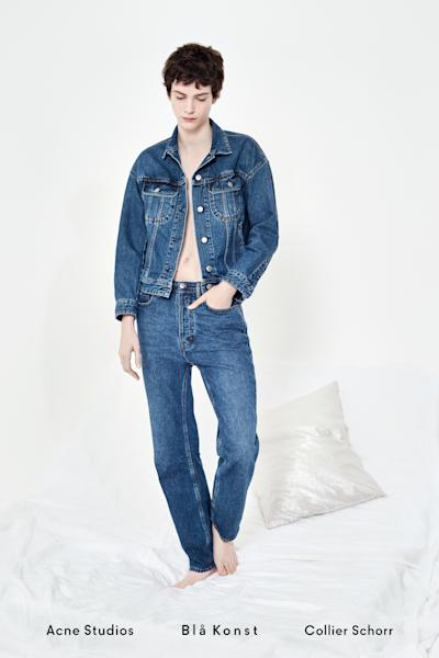 The Swedish label's beloved jeans are going back to basics—just better.