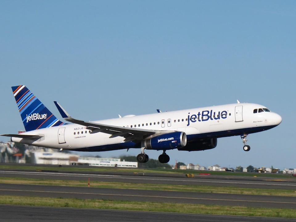 JetBlue Continues Its Transcontinental Expansion