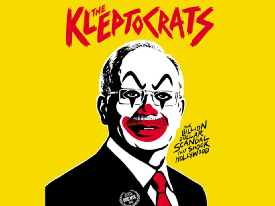 """""""The Kleptocrats"""" will be available for free for 2 days only this weekend."""