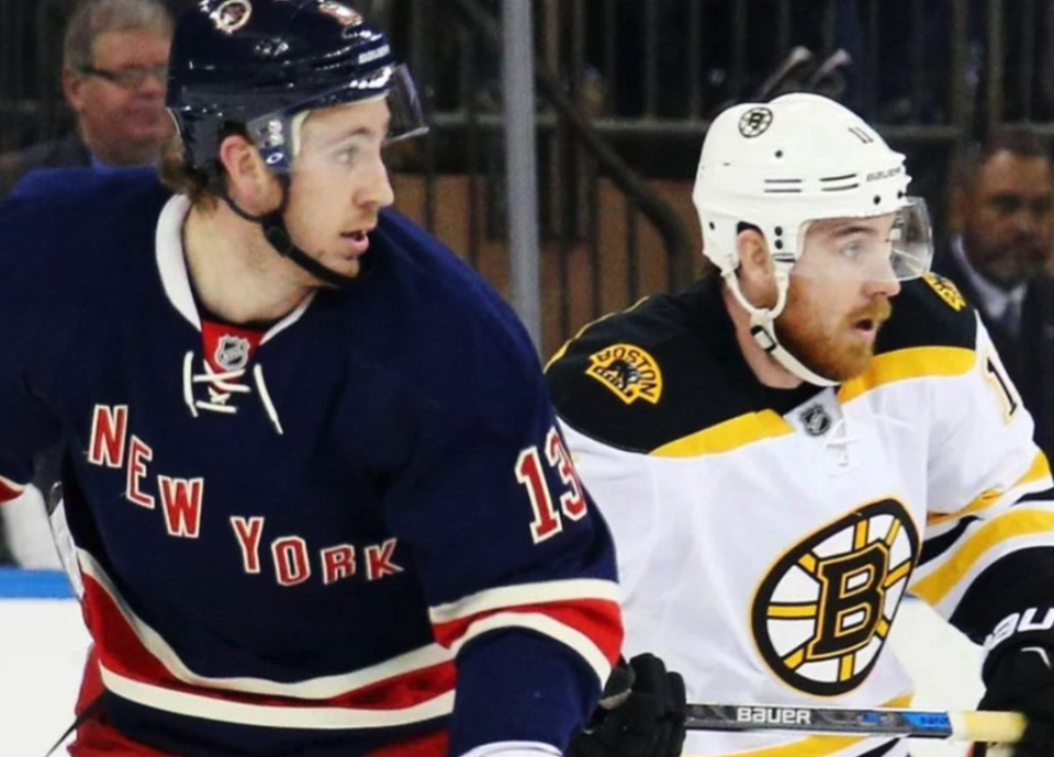 Flyers forward Kevin Hayes says he lost his